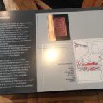 Dispositif de méditation, Musée du Cinquantenaire, Bruxelles, mars 2016.